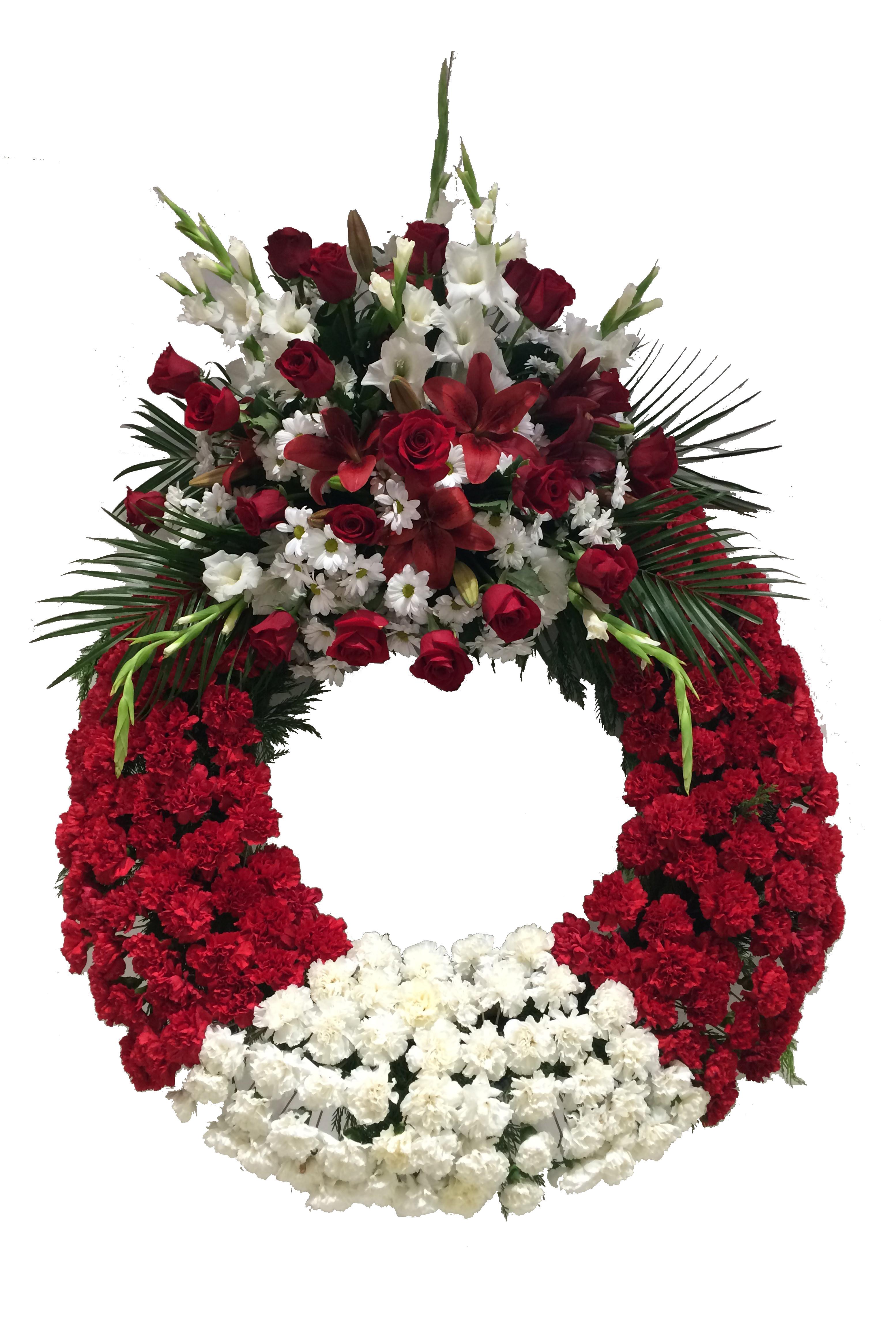 Corona Roja y Blanca: 210€