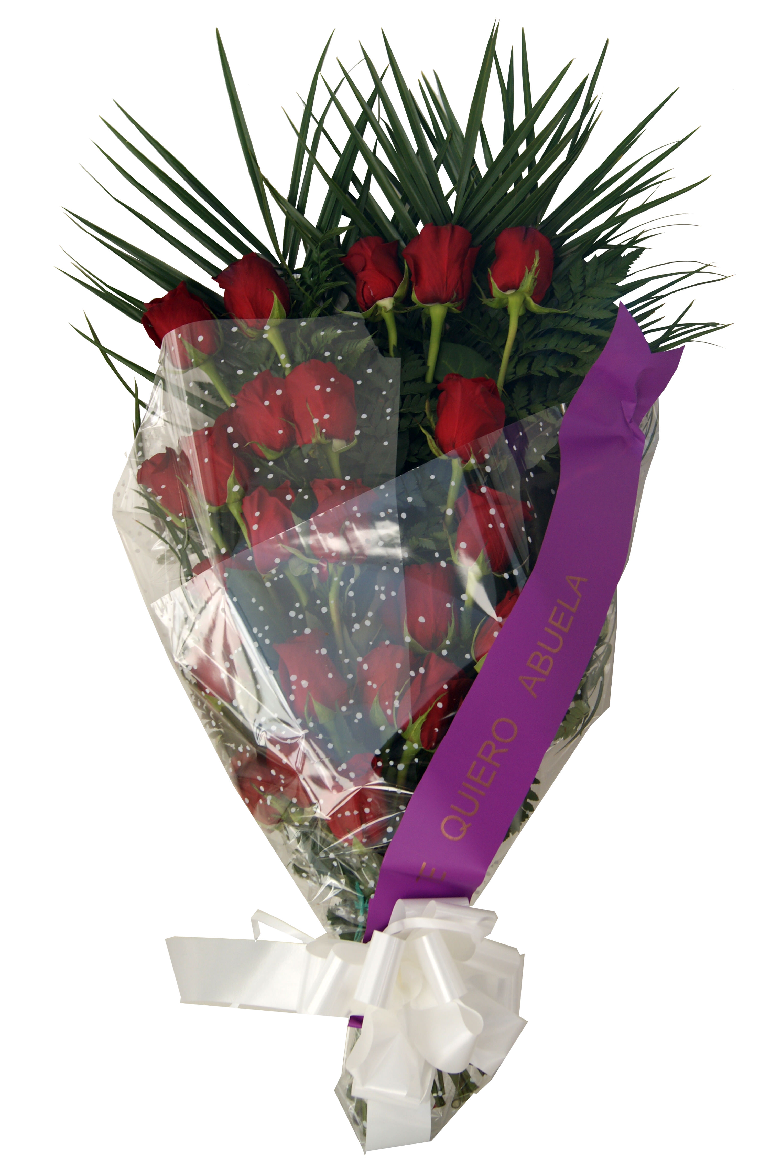 Ramo de rosas: 70€